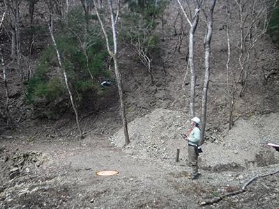 UAV写真測量
