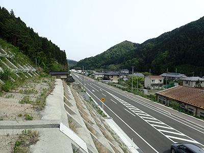 道路設計(完成写真)