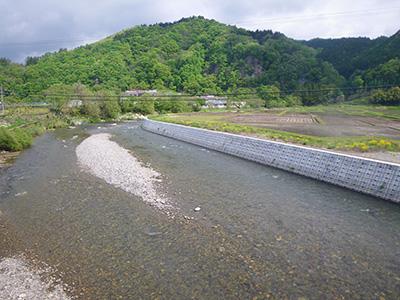 河道計画検討業務